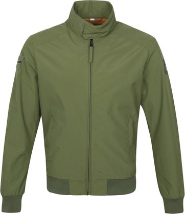 Napapijri Jacket Agard Dark Green