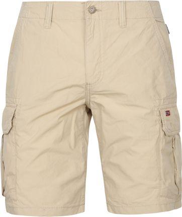 Napapijri Noto Cargo Shorts Beige