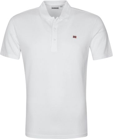 Napapijri Polo Ealis Weiß