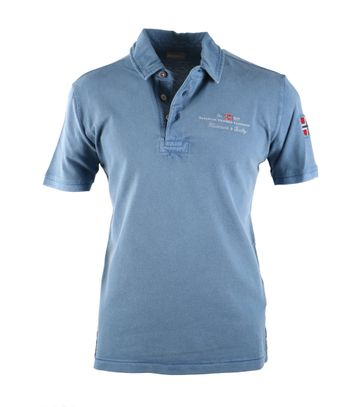 Napapijri Polo Elbas Captain Blue