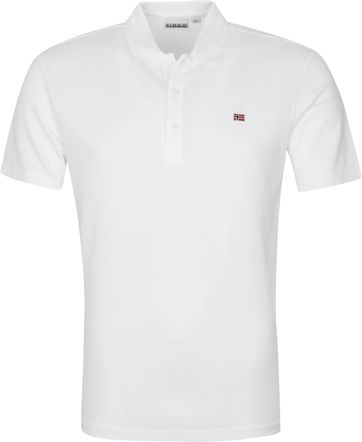 Napapijri Polo Shirt Ealis White
