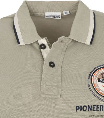 Napapijri Polo Shirt Gandy Beige