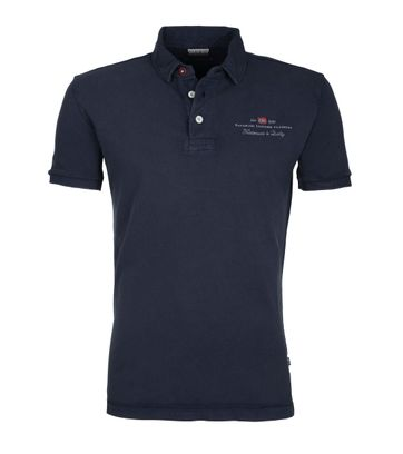 Napapijri Polo Stretch Elbas Navy