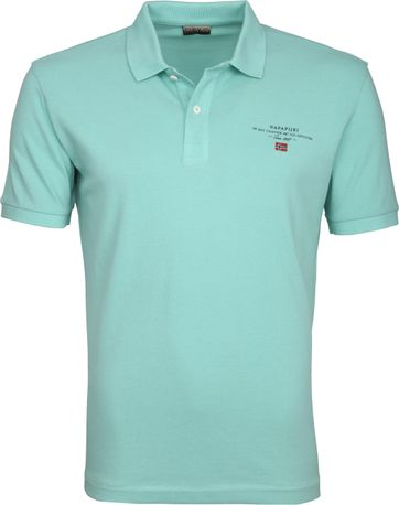 Napapijri Poloshirt Elbas 2 Light Green