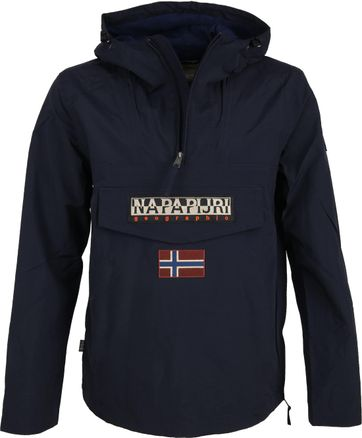 Napapijri Rainforest Jacket Navy