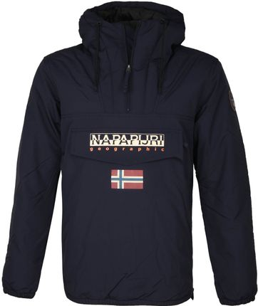 Napapijri Rainforest Pocket Jacke Navy