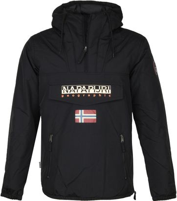 Napapijri Rainforest Pocket Jacket Black