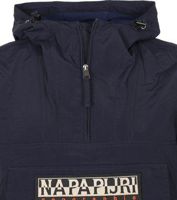 Napapijri Rainforest Pocket Jacket Blue Marine