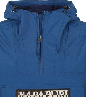 Napapijri Rainforest Pocket Jacket Poseidon Blue