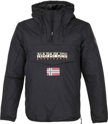 Napapijri Rainforest Shade Jacket Black