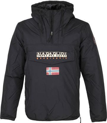 Napapijri Rainforest Shade Jacket Schwarz