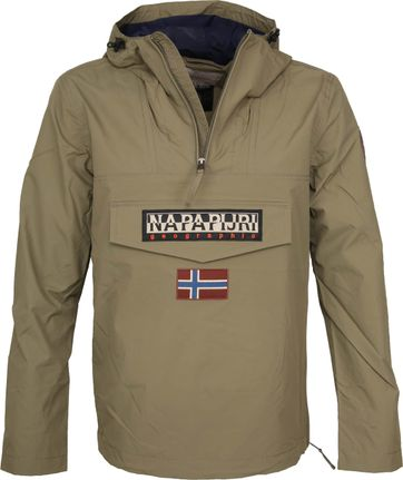 Napapijri Rainforest Summer Jacket Army Green