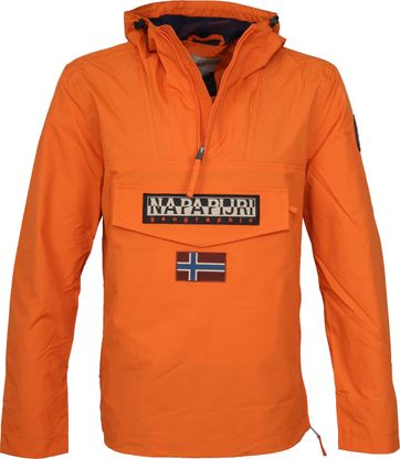 Napapijri Rainforest Summer Jacket Orange