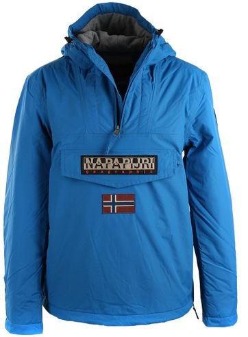 Napapijri Rainforest Winterjas Blauw