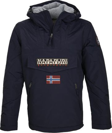 Napapijri Rainforest Winterjas Pocket Navy