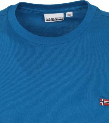 Napapijri Salis T Shirt Blau