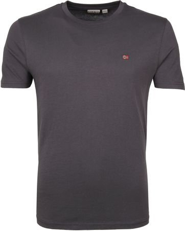 Napapijri Selios T-shirt Dark Grey