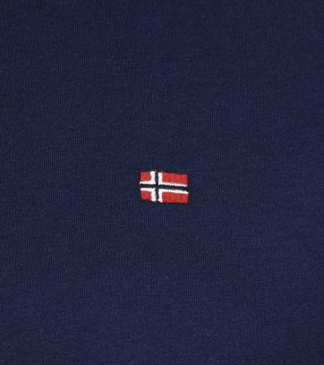 Napapijri Selios T-shirt Dunkelblau