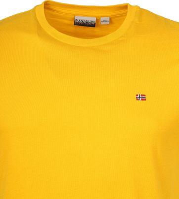 Napapijri Selios T-shirt Gelb