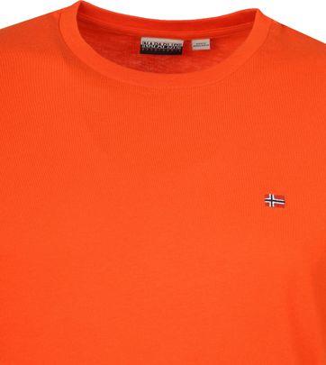 Napapijri Selios T-shirt Orange