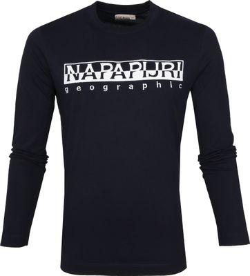 Napapijri Serber T-shirt Navy