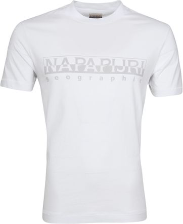 Napapijri Sevora T-shirt Weiß