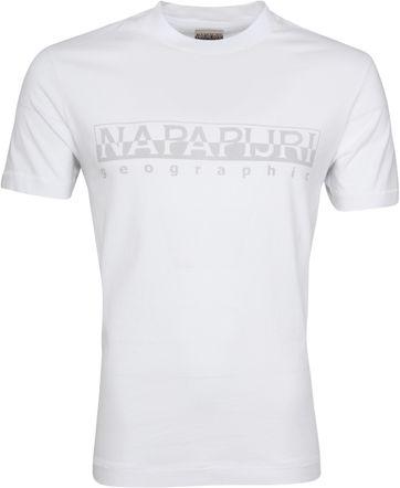 Napapijri Sevora T-shirt Wit