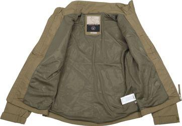 Napapijri Shelter Jacket Green N0YIJFGD6 Shelter Olive order