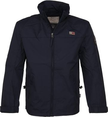Napapijri Shelter Jacket Navy