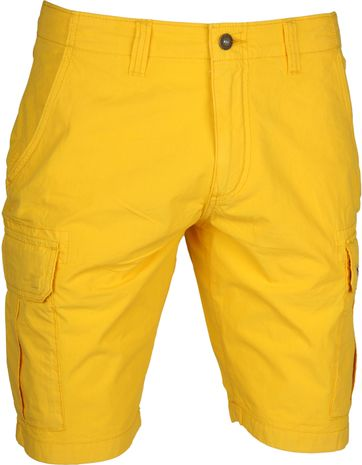 Napapijri Short Yellow