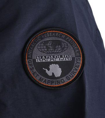 Detail Napapijri Skidoo Zomerjas Donker Blauw