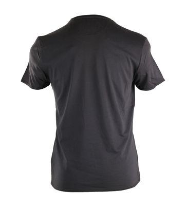Detail Napapijri Surl Tshirt Donkergrijs