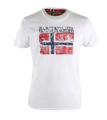 Napapijri Surl Tshirt Wit