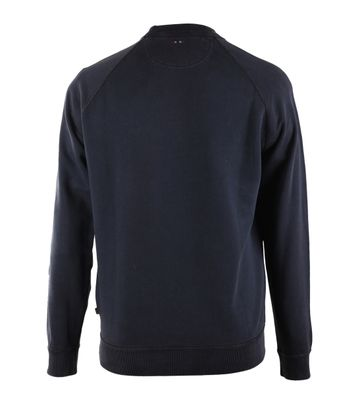 Detail Napapijri Sweater Babos Donkerblauw