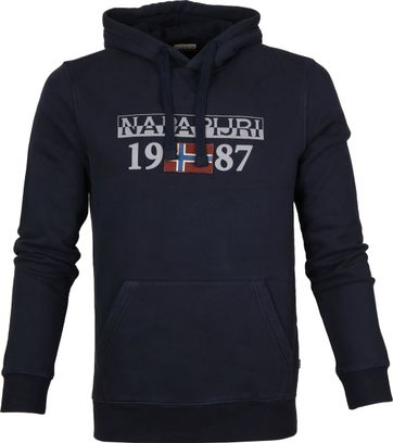 Napapijri Sweater Berthow Navy