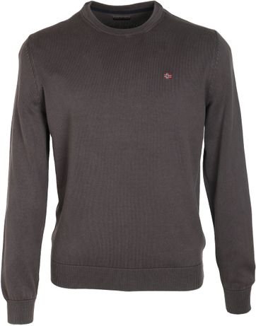 Napapijri Sweater Bruin