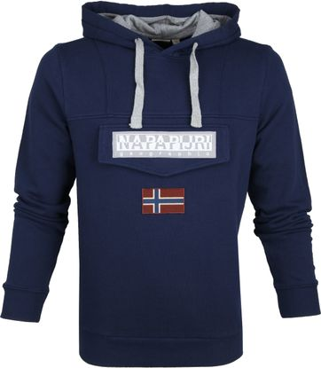 Napapijri sweater | wehkamp