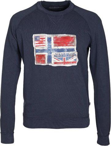 Napapijri Sweater Darkblue
