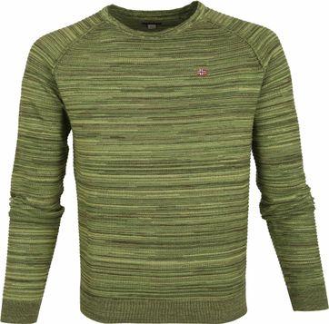 Napapijri Sweater Grün