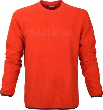 Napapijri Tame Sweater Orange
