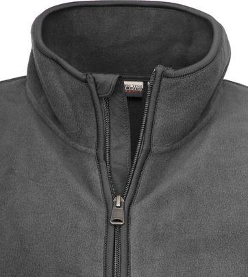 Napapijri Toko Fleece Jacket Dark Grey