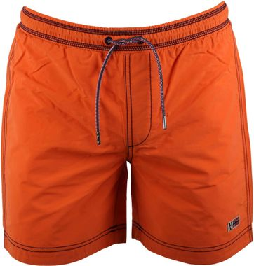 Napapijri Villa Badeshorts Orange