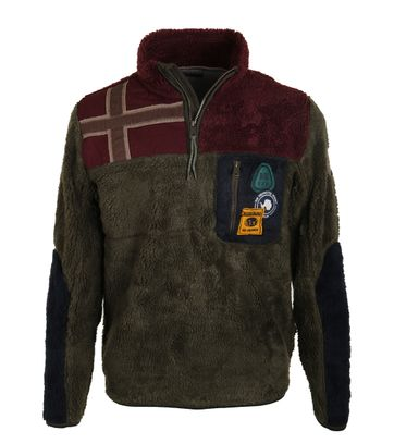 Napapijri Yupik Fleece Pullover