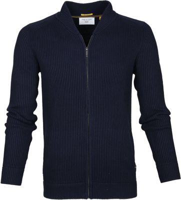 New in Town Lerros Vest Navy
