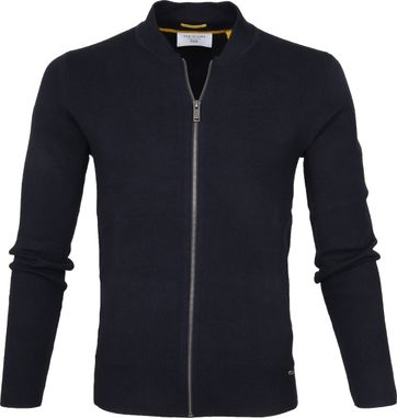 New in Town Navy Cardigan