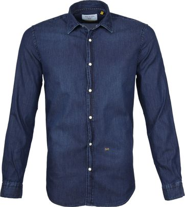 New In Town Navy Shirt