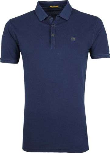 New In Town Polo Dunkelblau