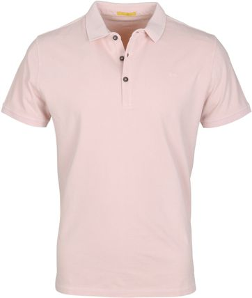 New In Town Polo Uni Rosa