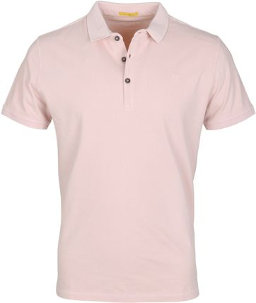 New In Town Polo Uni Roze