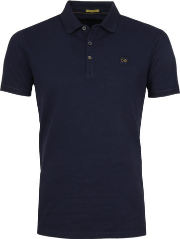 New In Town Poloshirt Night Blue